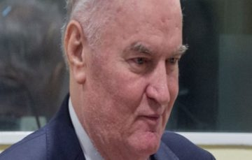 """Butcher of Bosnia"" Ratko Mladic sentenced to life in prison for genocide"