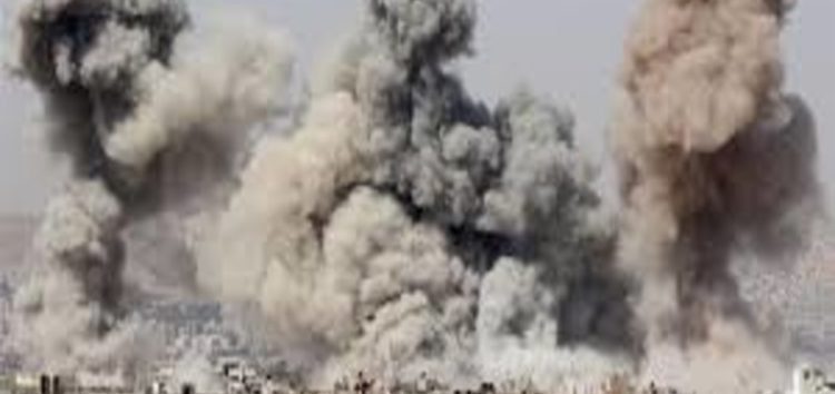 Air raids in Syria's Aleppo leaves 43 civilians dead and scores wounded