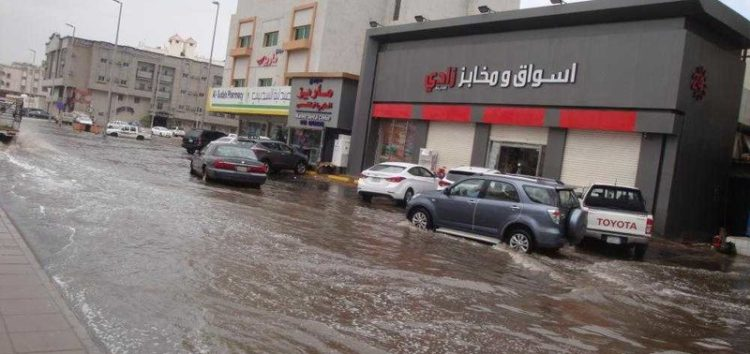 Floods hit Saudi Arabia
