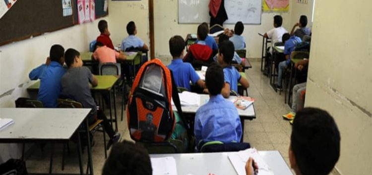 Israeli kindergarten raid instills fear in Palestinian  kids