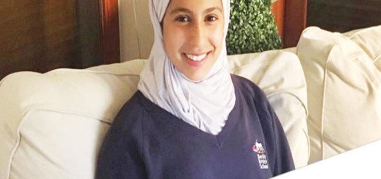 Hijab emoji creator on TIME's list of most influential Saudi teenagers