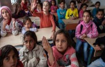 59% of Syria children in Lebanon out of school