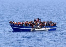 100 refugees die in Mediterranean Sea in 4 days