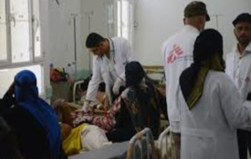 MSF closing most cholera centres in Yemen as epidemic wanes