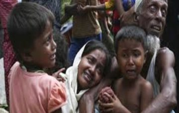 Rohingya refugee numbers on the increase