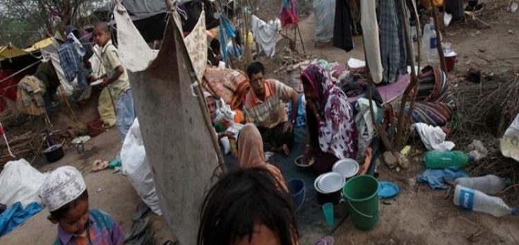 Situation worsens as Rohingya children face death by malnutrition, child trafficking