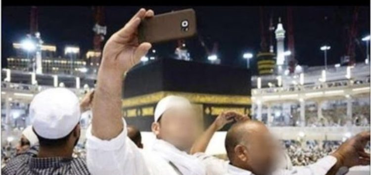 Saudi Arabia bans selfies in holy sites