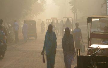 Health emergency declared, as New Delhi is engulfed in smog