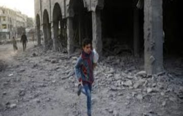 A blot on world's conscience, as the siege of Eastern Ghouta enters fourth year