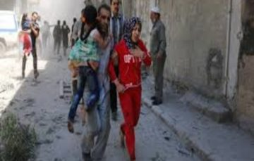 Rights group: 1,000 civilians killed in Syria last month