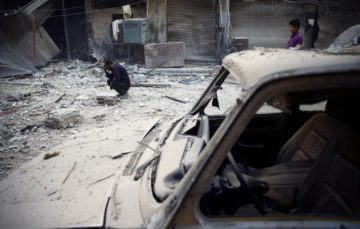 Syria: Shelling kills 3, hours before truce