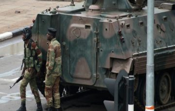 Mugabe urged to go peacefully