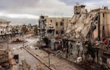 UN: 400,000 civilians trapped in Syrian enclave