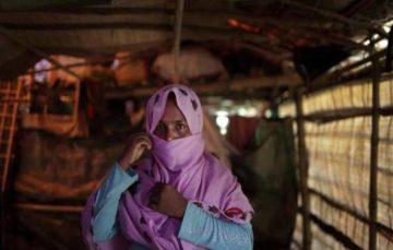 AP: Army's rape of Rohingya women sweeping, methodical