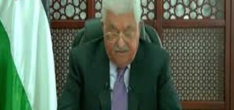 Mahmoud Abbas lambasts Trump's decision on Jerusalem, says Jerusalem is the eternal capital of Palestine
