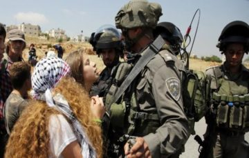 16-year-old Palestinian activist detained following Israeli raid