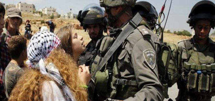 16-year-old Palestinian activist detained following Israeli raid
