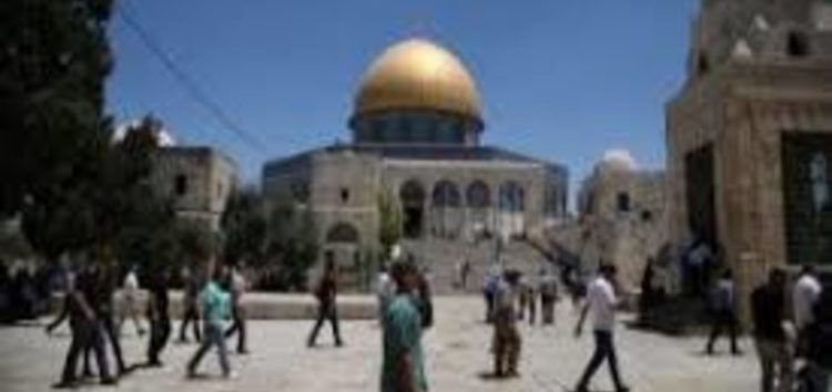 Bahraini delegation expelled from Al-Aqsa
