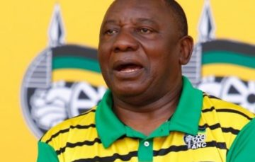 Cyril Ramphosa is the new ANC President
