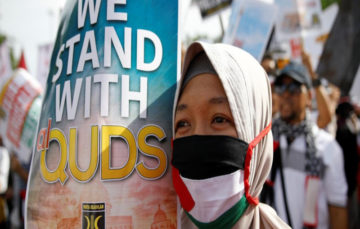 Indonesia to start importing Palestinian goods without tariffs