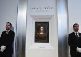 Crown Prince, Mohammed Bin Salman, slammed for purchase of 'un-Islamic' $450 million painting