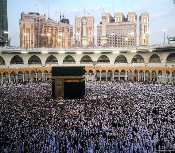 Makkah and Madinah imams silent on Jerusalem during Jumuah sermons