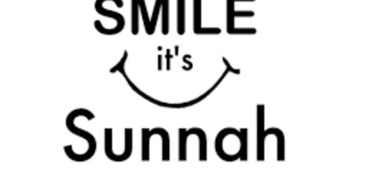 A Smile: The contagious Sunnah