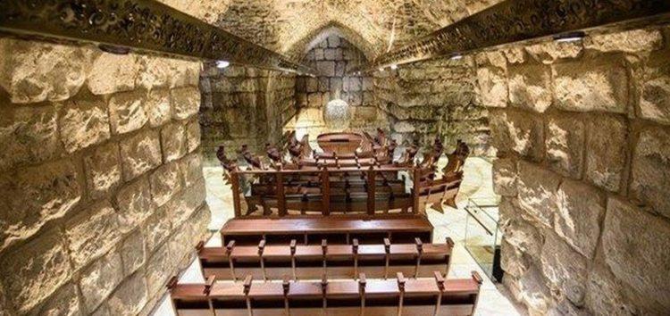 Israel unveils new synagogue in Jerusalem's Al-Aqsa
