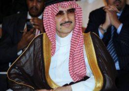 Billions 'wiped off' Al-Waleed's fortune following his arrest in anti-corruption purge