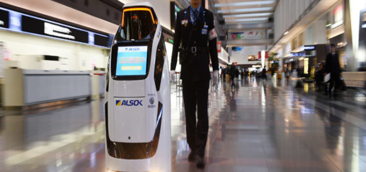 Fast forward to the future – Robots to greet travelers in Tokyo Airport