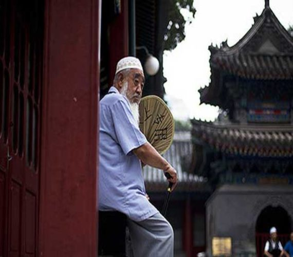 Chinese government collecting DNA samples blood type data from Uighur Muslims