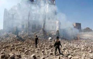 Saudi coalition intensifies Yemen air strikes after Saleh's death