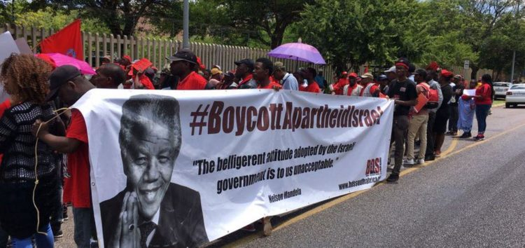 South Africa tells UN: Israel is only apartheid state in the world today