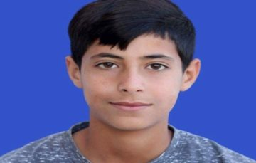 Palestinian child shot dead by Israeli soldiers in West Bank
