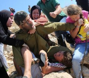 Amnesty urges Israel to free 16-year-old Palestinian activist Ahed Tamimi
