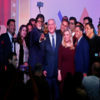 Israeli Prime Minister woos bollywood heavyweights during visit to India
