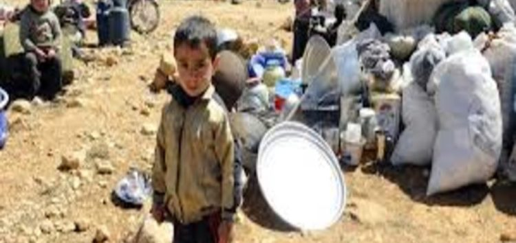 Poverty pushes Syrian children to child labour,early marriage and work