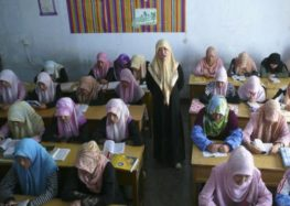 Muslim children in China banned from attending religious classes and events