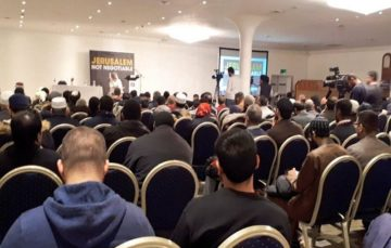 London Jerusalem conference reiterates Muslim spiritual attachment to the Holy City