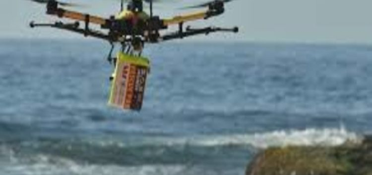 Australia lifesaving drone makes first rescue