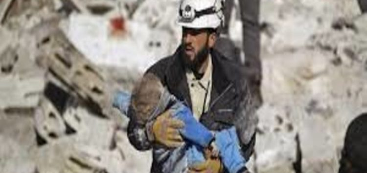 White Helmets: 216 people killed in Syria's Eastern Ghouta