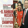 13 year old Egyptian boy wins 'smartest child in the world' title in global competition