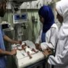 Power shortage plaguing the Israeli-blockaded Palestinian enclave forces Gaza hospital to close