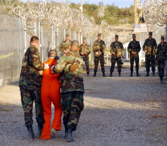 Guantanamo Bay prisoners sue Trump, claim anti-Muslim bias