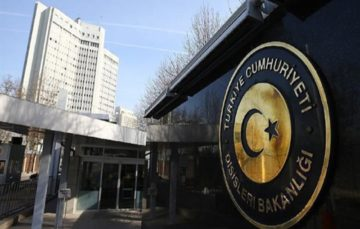Turkey issues travel warning to citizens travelling to US