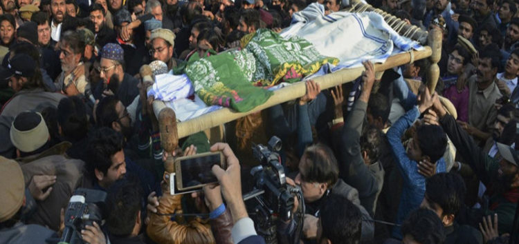 Father of slain girl blames police for slow action #JusticeForZainub