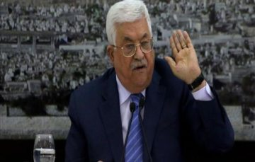 Palestinian President Mahmood Abbas condemns proposal to annex West Bank settlements
