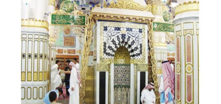 Mihrab shift at Masjidun Nabawi welcomed by pilgrims and scholars