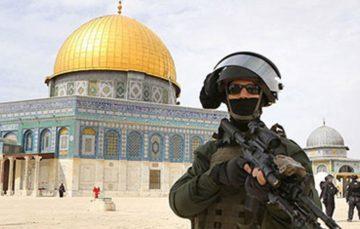 Israel prevents restoration works at Al-Aqsa Compound