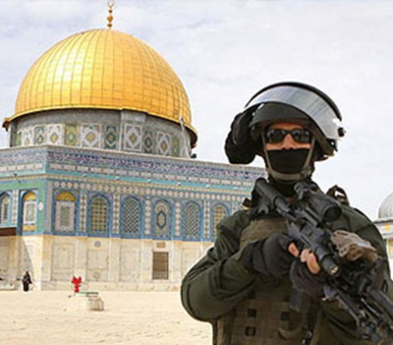 Israel prevents restoration works at Al-Aqsa Compound